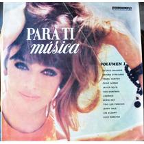 Vinilo L P./ Para Ti Musica Vol 1..