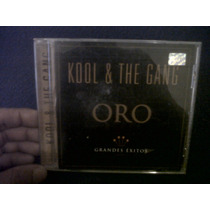 Cd Kool And The Gang Oro Y Cd Credence Rivaival Original