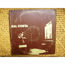 Gal Costa / Gal Costa 1973 - Lp De Vinilo