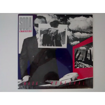 Soda Stereo Nada Personal Lp Reedicion Nuevo Cerrado