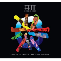 Depeche Mode Tour Of The Universe Box Set 2cd/2dvd Oferta !!