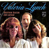 Valeria Lynch Somos Locos Del Amor/ Me Voy De La Ciudad .