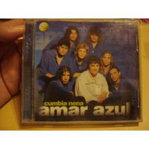 Amar Azul Cumbia Nena Cd Cumbia