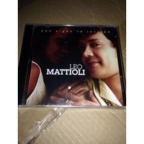 Leo Mattiolli-aún Sigue La Lección-cd Nuevo+cd Pibes Chorros