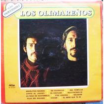 Vinilo L P./ Los Olimareños./ Serie Inolvidable.