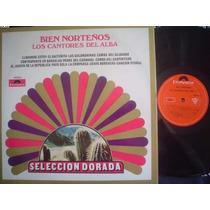 Artesonido: Los Cantores De Alba Lp Bien Nortenos Argentina