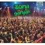Zona Ganjah - En Vivo Dvd + 2 Cd