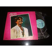 Sergio Denis Recuerdos Promo 1989 Vinilo Lp Nm+