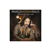 Marco Antonio Solis Gracias Por Estar Aquí Disp 22-10-13 Cd