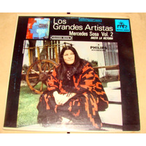Mercedes Sosa Vol 2 Hasta La Victoria Lp Usa