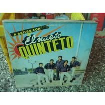 El Nuevo Quinteto A Bailar Con.. Vinilo Lp Cumbia 1987