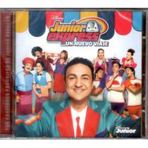 Junior Express Topa - Un Nuevo Viaje Cd 2015 Ya Disponible