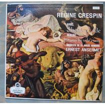 Ravel, Shéhérazade; Berlioz, Las Noches De Estío. R. Crespin