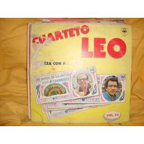 Vinilo Cuarteto Leo Empieza Con P.....a P3