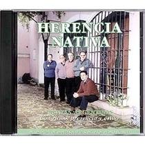 Danzas Argentinas Vol. 7 - Conjunto Herencia Nativa - Cd