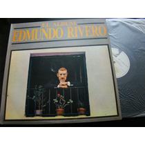 Edmundo Rivero El Album Promo 1988 Vinilo Lp Argentina