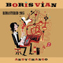 Andy Chango Boris Vian Remastered 2015 Cd