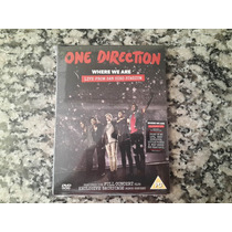 One Direction - Where We Are Live San Siro Stadium(dvd) 2014