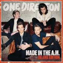 One Direction - Made In The A.m Deluxe ( Once / Congreso )