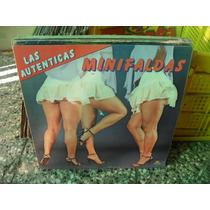 Las Minifaldas Las Autenticas Minifaldas Lp Vinilo 1986