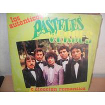 Los Autenticos Pasteles Verdes Sandro Lp Vinilo Cumbia 1987
