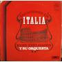 Vinilo L P / Vacaciones En Italia / Kurt Edelhagen Y Orquest