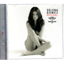 Cd Selena Gomez Revival #nuevo Album/ Original/ Cerrado.-