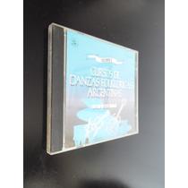 Cursos De Danzas Folkloricas Argentinas Volumen 2 Cd