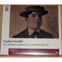 Carlos Gardel Sus Primeras Grabaciones Cd Sellado Nuevo