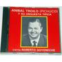 Anibal Troilo Canta Roberto Goyeneche Cd Canadiense