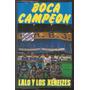 Boca Campeon Lalo Y Los Xeneizes Cassette 1992 Nuevo!!