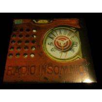 Attaque 77 - Radio Insomnio Cd Nuevo Sellado