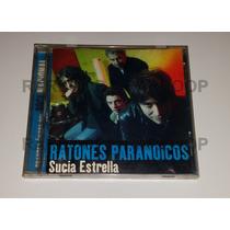 Ratones Paranoicos (cd) Sucia Estrella Coleccion Altaya