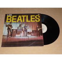 Los Beatles Quiero Tener Tu Mano Vinilo Argentino