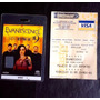 Evanescence Credencial México 2003 Y Entrada Show