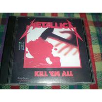Metallica / Kill Em All - Edicion Nacional