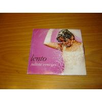 Julieta Venegas Lento Cd Single Argentina Promo Rare Cd