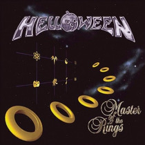 Helloween Master Of The Rings Expanded 2 Cd Gamma Ray