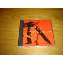 Pablo Ziegler Quintet Asfalto Street Tango Cd Piazzolla
