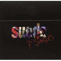 Suede 24 -7-inch Singles Boxset Vinilos Nuevo Bowie