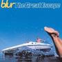 Blur The Great Escape Cd Americano Impecable!!