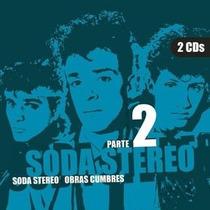 Soda Stereo Obras Cumbres 2 (2cd) Parte 2 S