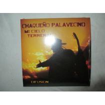 Chaqueño Palavecino Mi Cielo Terrenal Audio Cd En Caballito