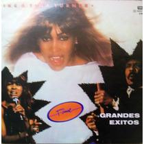 Ike & Tina Turner - Fame - Exitos - Lp Disco Vinilo