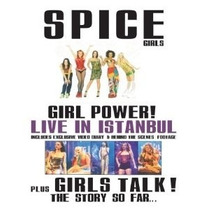 Spice Girls Dvd Live In Istanbul Dvd Original Promo 5x1