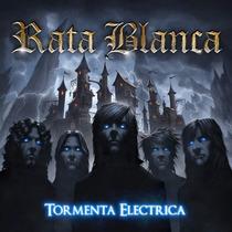 Rata Blanca - Tormenta Eléctrica - Tapa 3d + Poster