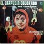 El Chapulin Colorado-vinilo-infantil-de Coleccion