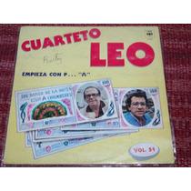 Disco De Cuarteto Leo - Empieza Con P ....