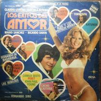 Disco Compilados De Los 80 Los Exitos Del Amor