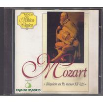 Los Genios De La Musica Clasica - Mozart 2 Cd. Original